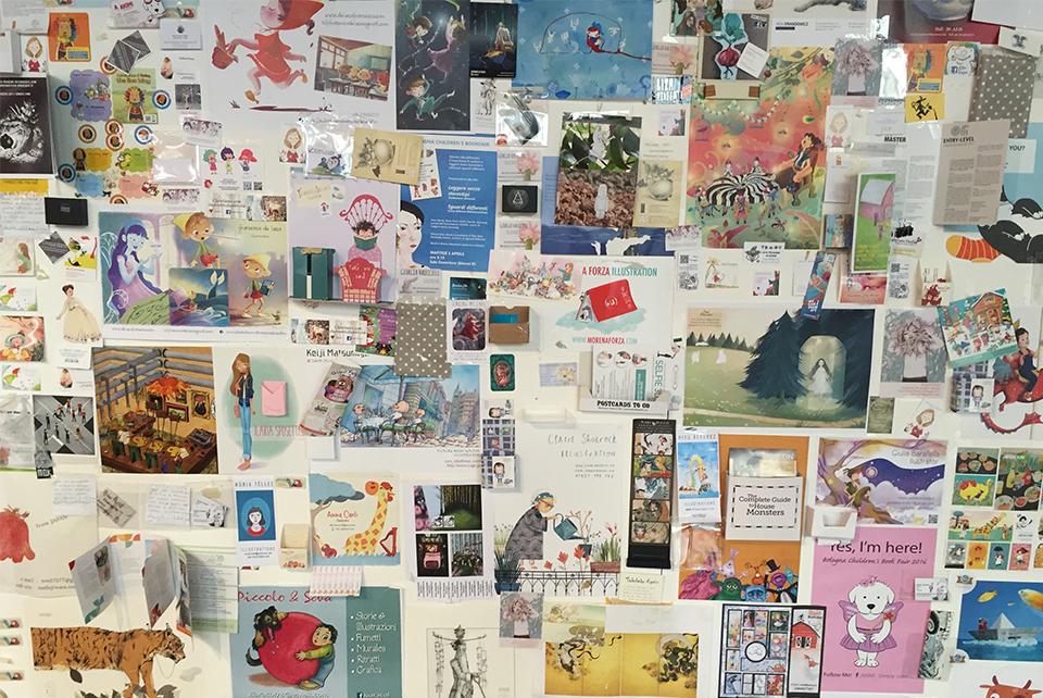 Ярмарка Детской Книги в Болонье