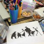 Творческие Каникулы на Кипре по детской иллюстрации