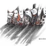 Оксана Батурина или как стать крутым иллюстратором