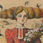 Ольга Гребенник - тепло, нежность, и гелевая ручка