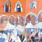 Виктория Семыкина - о современной иллюстрации, экспериментах, учебе и творческой свободе.