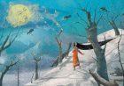 Ирина Галкина и ее волшебная акварельная иллюстрация