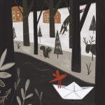 Nelli Suneli - приглушенная палитра в детской иллюстрации